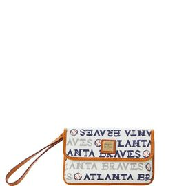 Braves Milly Wristlet