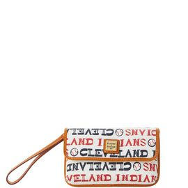 Indians Milly Wristlet