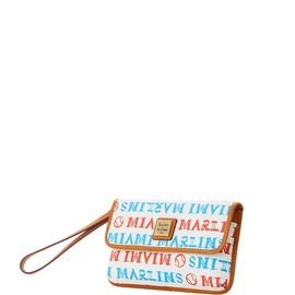 Marlins Milly Wristlet