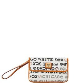 White Sox Milly Wristlet