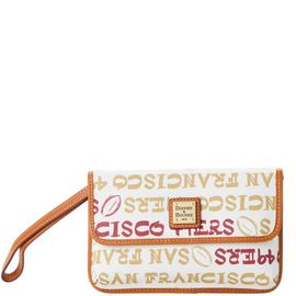 49ers Milly Wristlet