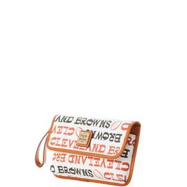 Browns Milly Wristlet