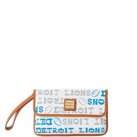 Lions Milly Wristlet
