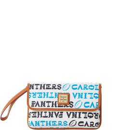Panthers Milly Wristlet