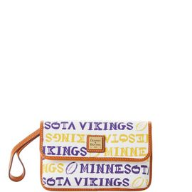Vikings Milly Wristlet