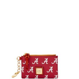 Alabama Zip Top Card Case