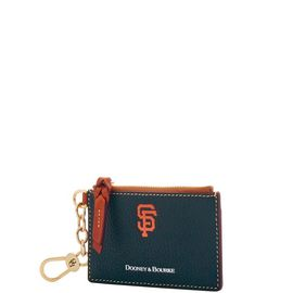 Giants Zip Top Card Case