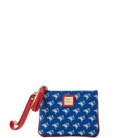 Blue Jays Stadium Wristlet