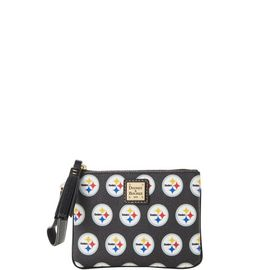 Steelers Stadium Wristlet