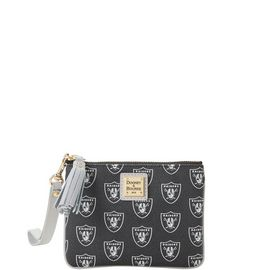 Raiders Stadium Wristlet