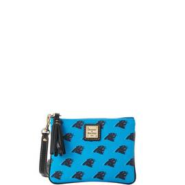 Panthers Stadium Wristlet