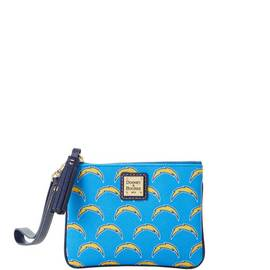 Chargers Stadium Wristlet