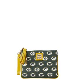 Packers Stadium Wristlet