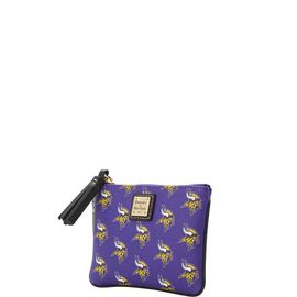 Vikings Stadium Wristlet