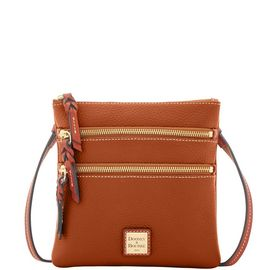 Triple Zip Crossbody product