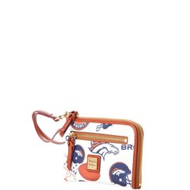 Broncos Multi Function Zip Around