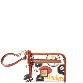 Steelers Multi Function Zip Around