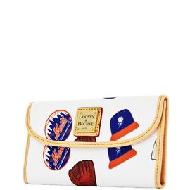 Mets Continental Clutch