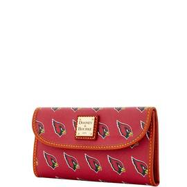 AZ Cardinals Continental Clutch