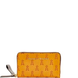 Angels Large Zip Around Phone Wristlet