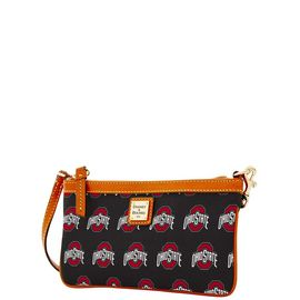Ohio State Large Slim Wristlet