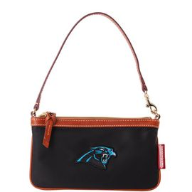 Panthers Large Slim Wristlet product