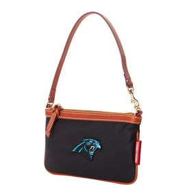 Panthers Large Slim Wristlet product Hover