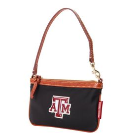 Texas A&M Large Slim Wristlet product Hover