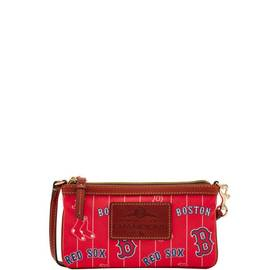 Red Sox 2018 World Series Large Slim Wristlet