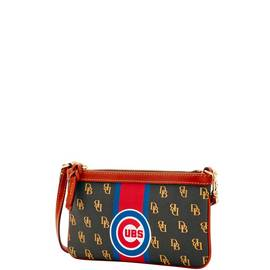 Cubs Large Slim Wristlet