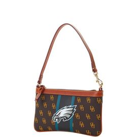Eagles Slim Wristlet