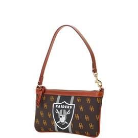 Raiders Slim Wristlet