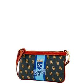 Royals Large Slim Wristlet