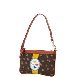 Steelers Slim Wristlet
