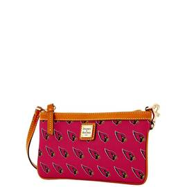 AZ Cardinals Large Slim Wristlet