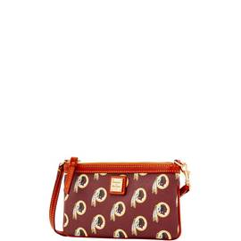 Redskins Large Slim Wristlet