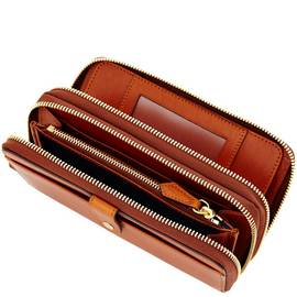 Large Double Zip Organizer