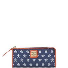 Astros Zip Clutch