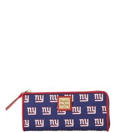 Giants Zip Clutch